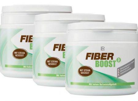 FIBER BOOST: fibre alimentari? Si, grazie!